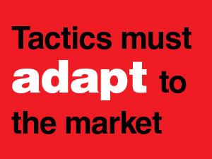 The Tactics…