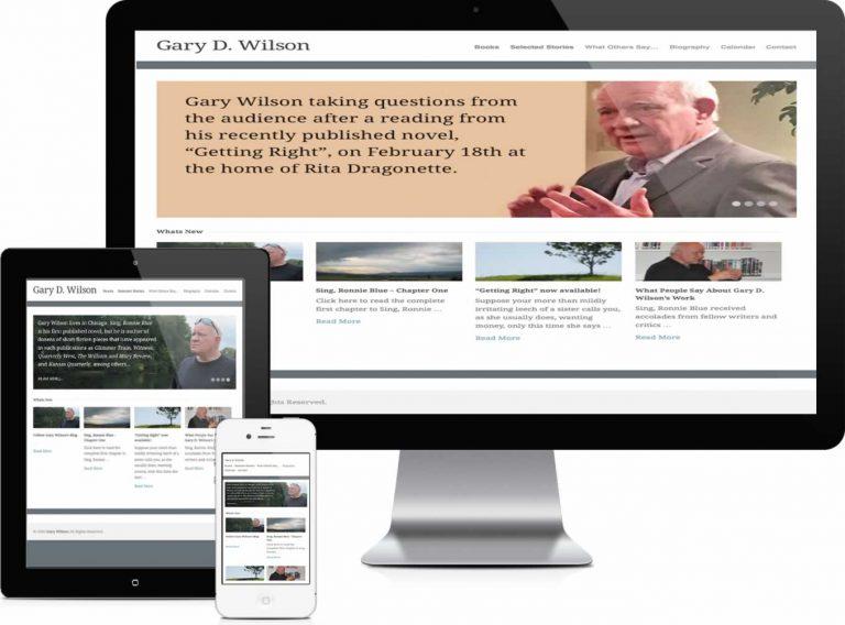 Gary Wilson Website