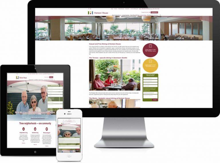 Horizon House Website