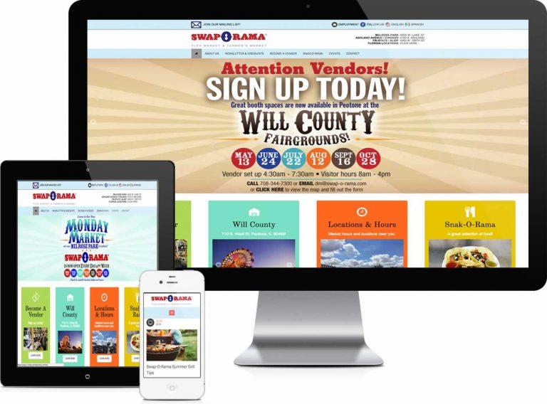 Swaporama Website